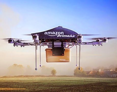 Amazon Drones Get Approval For US Testing