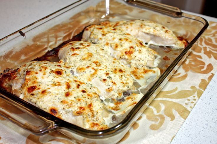 Easy, quick & low fat chicken recipe. Great for a busy weeknight dinner. Parmesan Yogurt Chicken is also gluten free and good for the whole family.