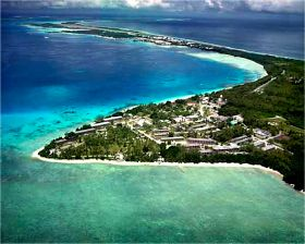 Sophie Stewart           Tweet                         A paradise island? Captain's choice .    Diego Garcia-an island in the Chago...