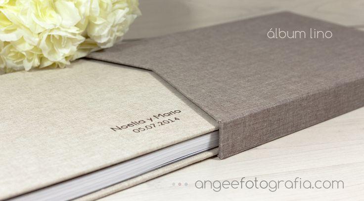 álbum de boda asturias lino #bodas #entregas #album #albumdeboda