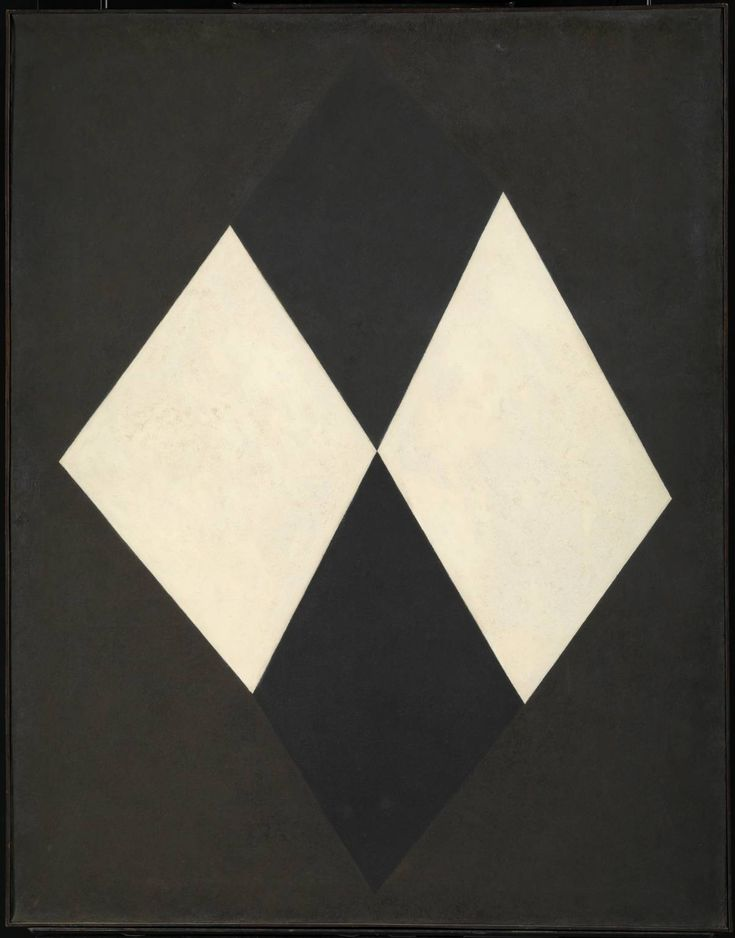 Untitled, use of simple shapes.