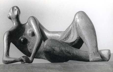 Henry Moore - Works in Public - 1954