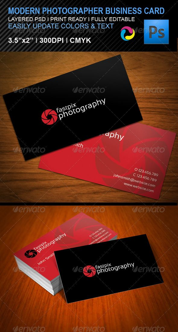 90 best print templates images on pinterest print templates font modern photography business card cheaphphosting Choice Image