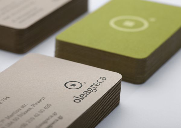 Oleagreca by Chris Trivizas, via Behance
