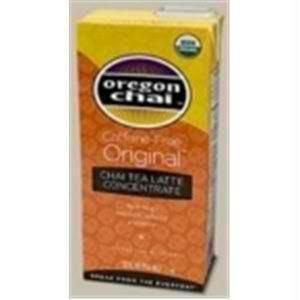 Oregon Chai Chai Conc Herbal Decaf (6x32 Oz)