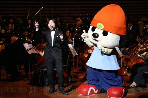 【電撃PS】トロ&クロやパラッパたちもお祝い! JAPAN Studioの歴史が凝縮されたコンサートをレポート