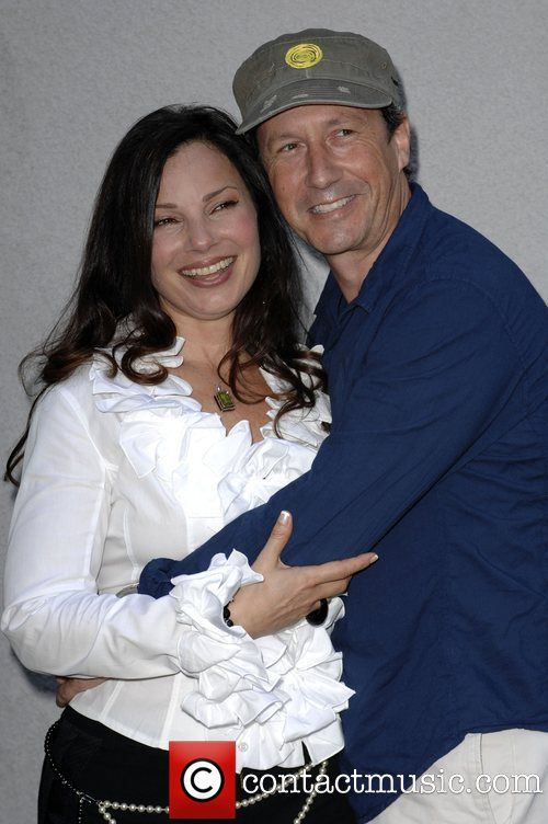 Fran Drescher and Charles Shaughnessy. Fran Drescher Annual Cancer Survivor Luncheon at the Hotel Sofitel. Los Angeles, California - 21.06.08