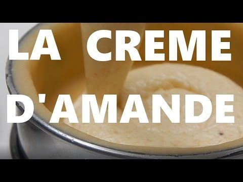 Comment faire une crème d'amandenouvelle vidéo en ligne sur la crème d'amande ! :)