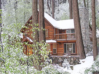 BURNT MILL CANYON COTTAGE EST 1922, EARLY SNOW 11/1/15