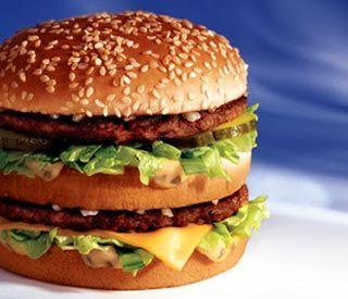 McDonald's big mac and secret sauce