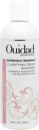 Ouidad Superfruit Renewal Clarifying Cream Shampoo (8.5 oz.) - NaturallyCurly