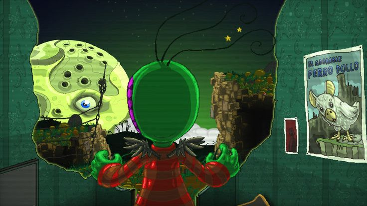 Nightmare Boy gets confirmed Xbox One, PS4 and PC release date Are you looking for an action-adventure platformer that comes with retro 90's arcade visuals? You'll be looking for Nightmare Boy then! http://www.thexboxhub.com/nightmare-boy-gets-confirmed-xbox-one-ps4-pc-release-date/