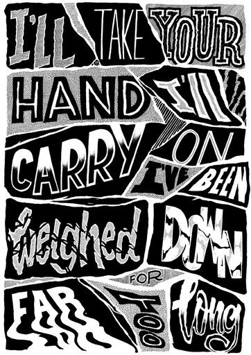 pearl jam coloring pages | The Amity Affliction | the amity affliction | The Amity ...