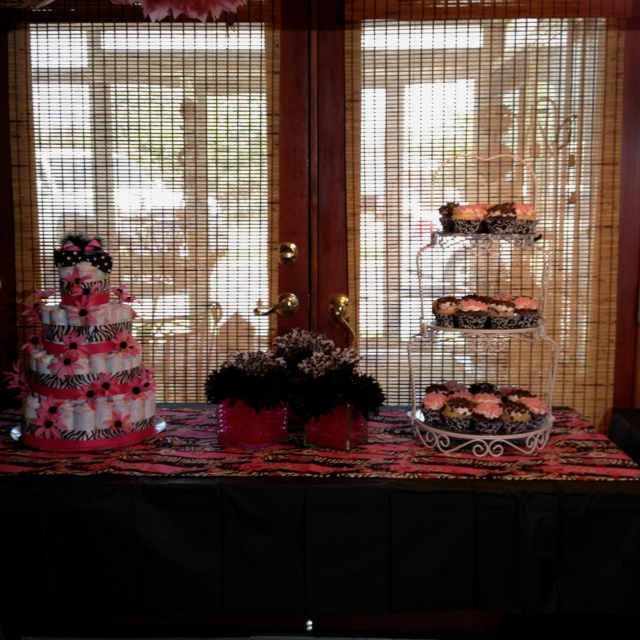 Baby Shower Pink And Zebra Funny Party Ideas Pinterest