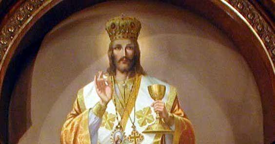 ¡Viva Cristo Rey! ...¡y Santa María de Guadalupe!
