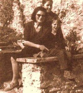 Ari et sa grand-mère Edith Boulogne | Because I can ...