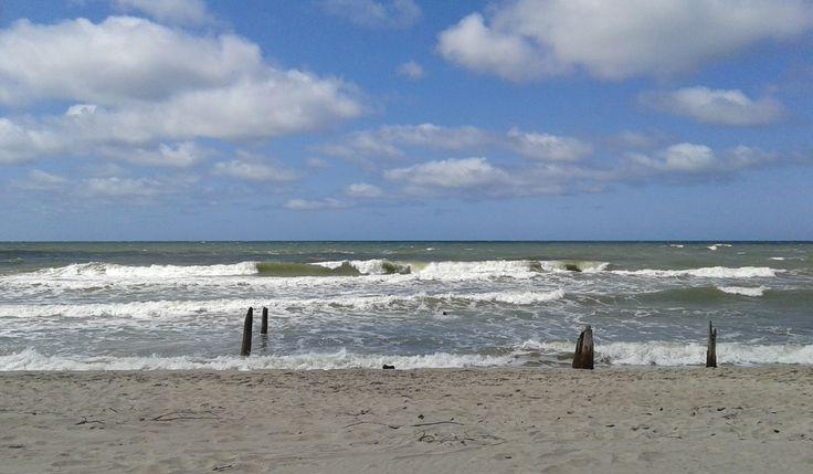 Beach at June