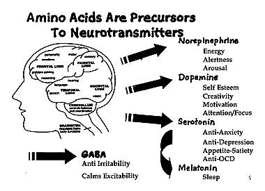 AwareMed.com amines Neurotransmitters dysfunction and