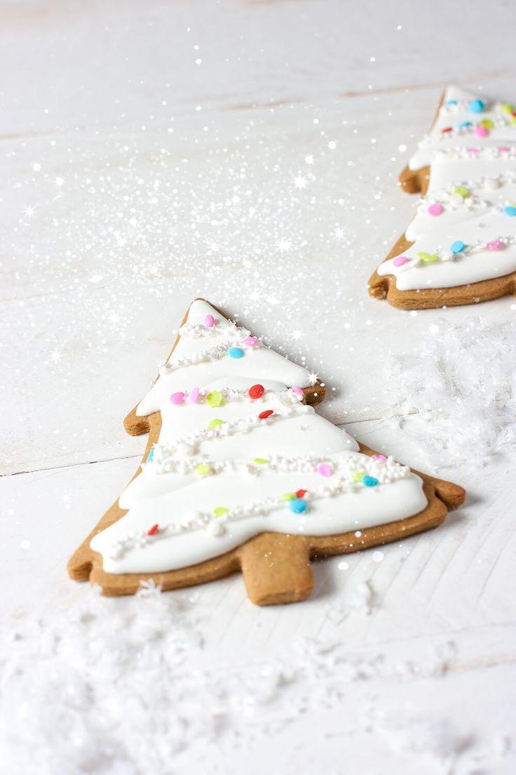 25+ best Christmas tree cookies ideas on Pinterest | Christmas ...