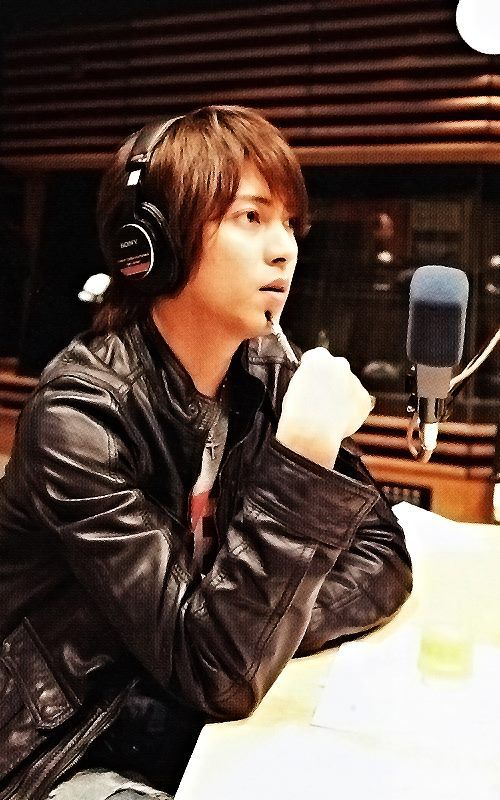 yamapi @ the studio