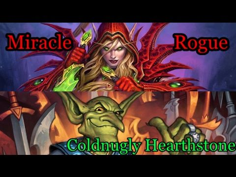 [hearthstone] Coldnugly Daily: Miracle rogue ep2