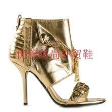Atractivo Cubierta Talón Sandalias de Verano Zapatos de Las Mujeres Hebilla Sandalias de Las Mujeres 2017 Correa Del Tobillo Del Gladiador Sandalias Mujeres Moda Tacones Altos(China (Mainland))