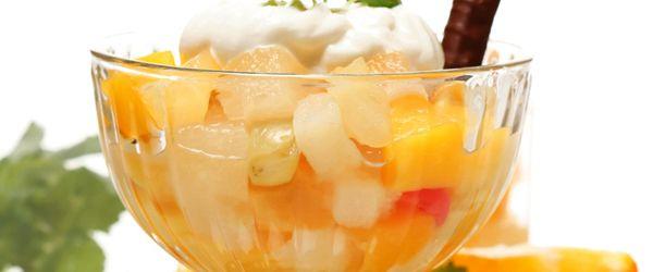 Salata de litchi