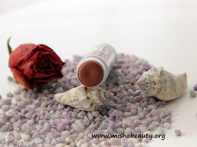Misha Beauty - přírodní kosmetika a jiné DIY projekty : Balzám na rty - trocha červené neuškodí