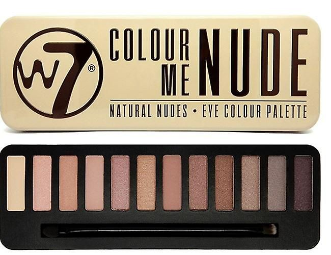 W7 Colour Me Nude Eyeshadow Palette | Fruugo