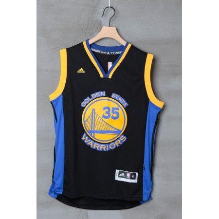 Golden State Warriors Trikot Herren 15-16 Kevin Durant 35# Alternate Basketball Trikot Swingman