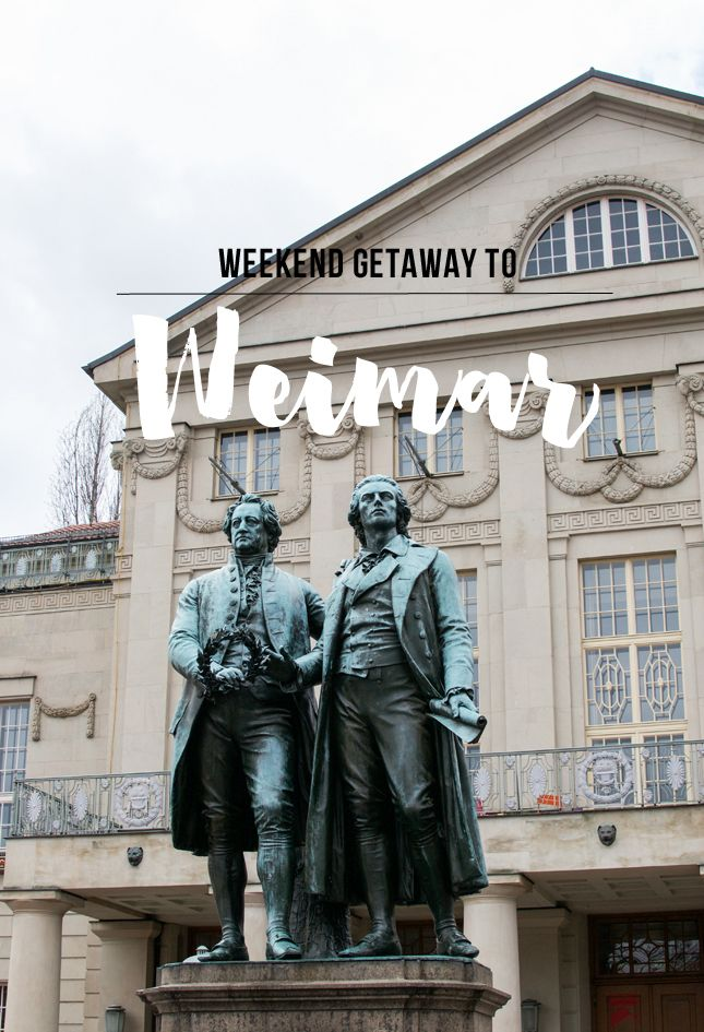 Weimar might not be on your radar – yet. It is a small German town in Thuringia and will ring a bell if you are familiar with German history and culture. Otherwise it might ring a bell in future after you have read this blog post. So why Weimar? First of all, the decision was largely shaped by a friend who runs the wonderful Design Apartments Weimar right there. Second, the history of this place is amazing. Goethe, Schiller, the Bauhaus movement – big names all in one small town. Let's have…