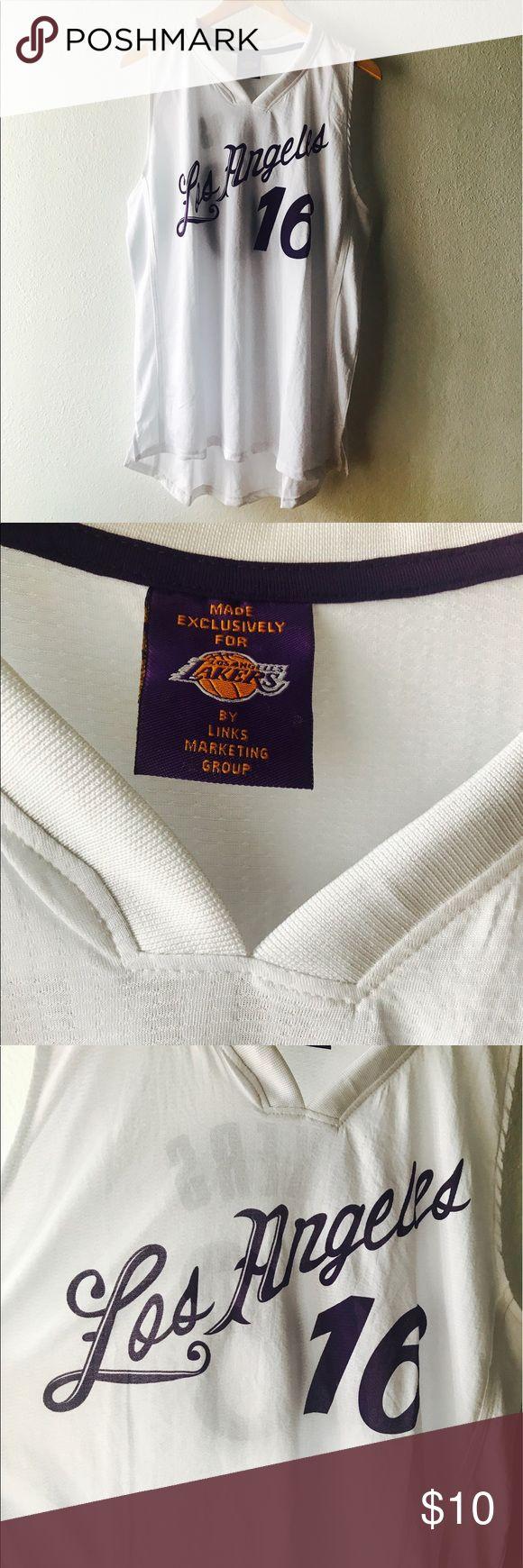 Lakers shirt Lakers shirt Tops Tank Tops