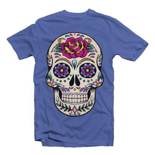 skull flower Oleh PRONIGHT