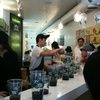 Ten Ren Tea Time, 79 Mott Street  (between Bayard St & Canal St) Manhattan, NY  (212) 732-7178  Two words:  BUBBLE TEA