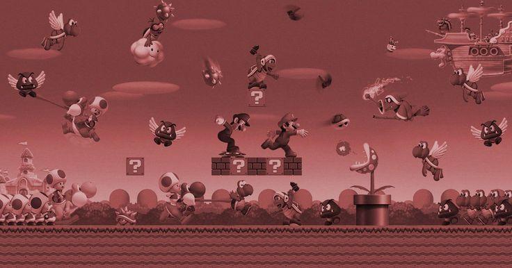 Cult Sure: Mikä on alkuperäinen Super Mario Bros 2? http://hurraakerkko.com/2016/07/18/alkuperainen-super-mario-bros-2-doki-doki-panic/