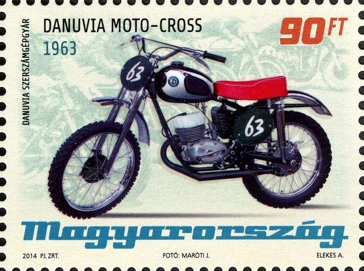 Danuvia Moto-Cross 1963