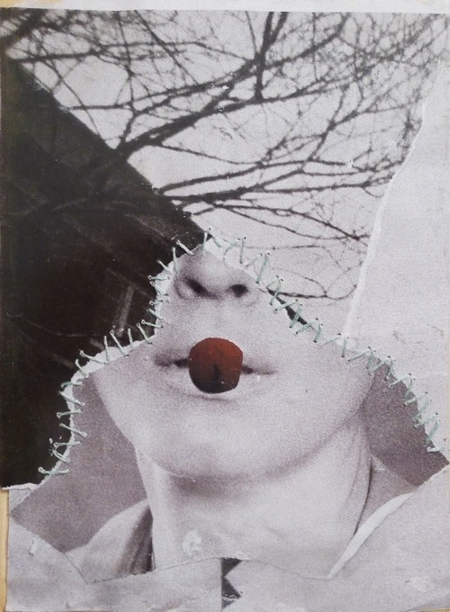 collages  1 by jose romussi, via Behance