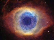 God's Eye (Helix Nebula) Stock Photography