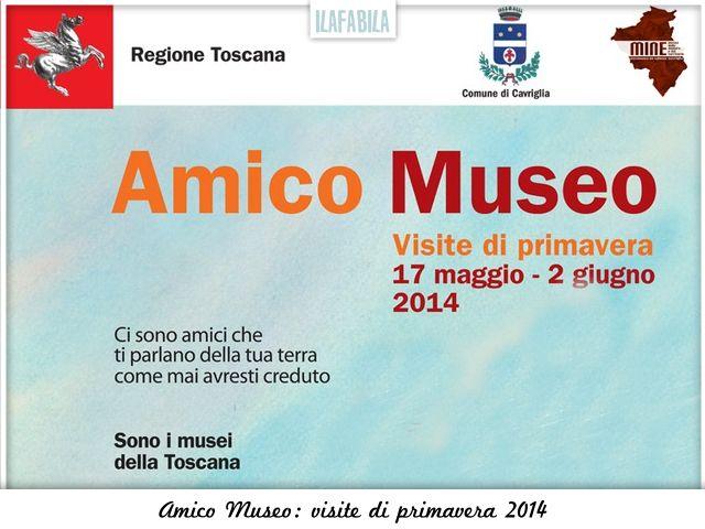 Massa Carrara - Amico Museo - Visite di Primavera 2014