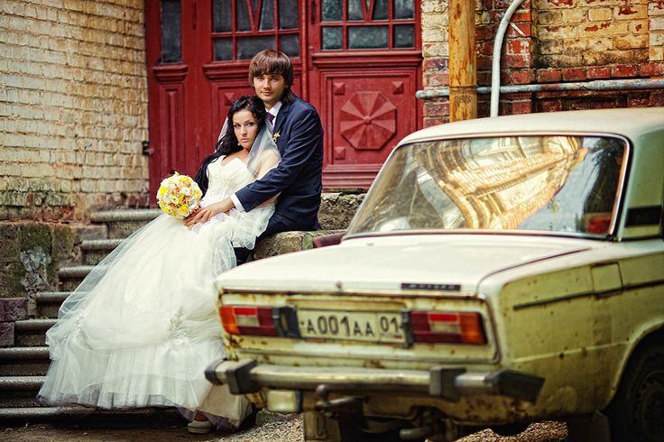 Свадебная фотография. Фотограф: Виталий Васькович (JouluPukki).