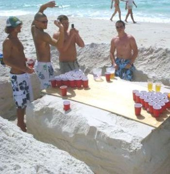 these guys are soooo freakin hotttt...the beer pong table is aight