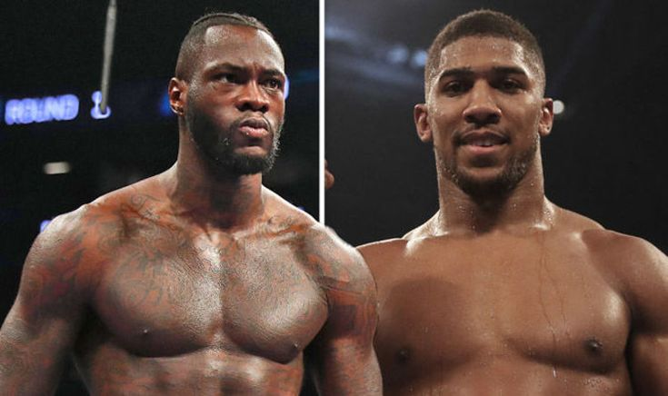Deontay Wilder vs Anthony Joshua: How Luis Ortiz fight could CONFIRM world title showdown | Boxing | Sport #DeontayWilder