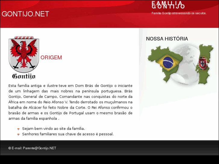 Gontijo.Net: Gontijo.NET - Familia Gontijo