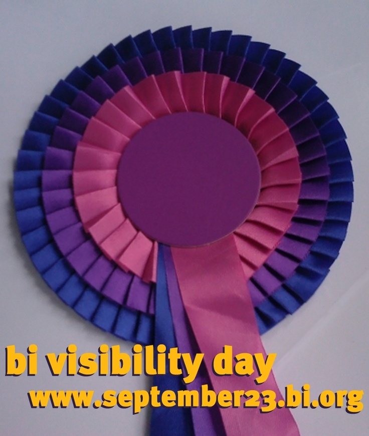 VOTE BISEXUAL! Flyer I made to give out at a political conference on September 23rd, Bi Visibility Day, advertising Bi Visibility Day events info hub website http://september23.bi.org/     #bi #bisexual #bisexuality