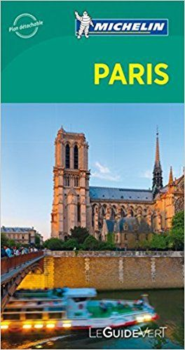 Guide Vert Paris Michelin