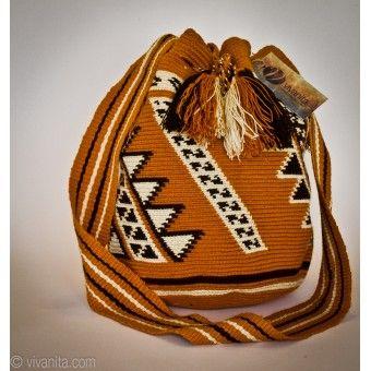 Mochilla Wayuu #Autumncolours