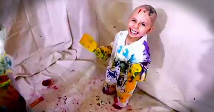 Music mega stars Sara Bereilles and Cyndi Lauper have teamed up in a new song 'Truly Brave' to create a battle cry for childhood cancer. And watching the joy that these children have despite the fight their facing is truly inspirational!