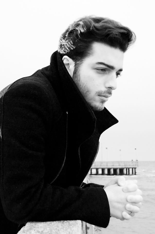 Gianluca Ginoble is Eurovision's Next Top Male Model 2015