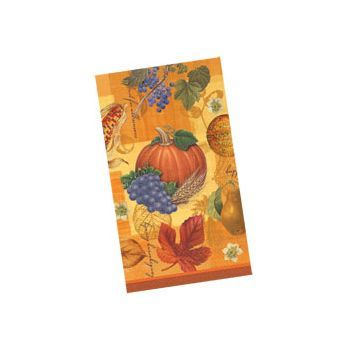 Looking For A Cheap Alternative To Nice Guest Towels For Your Bathroom For  Thanksgiving? Use These Thanksgiving Theme Print Paper Guest Towels!