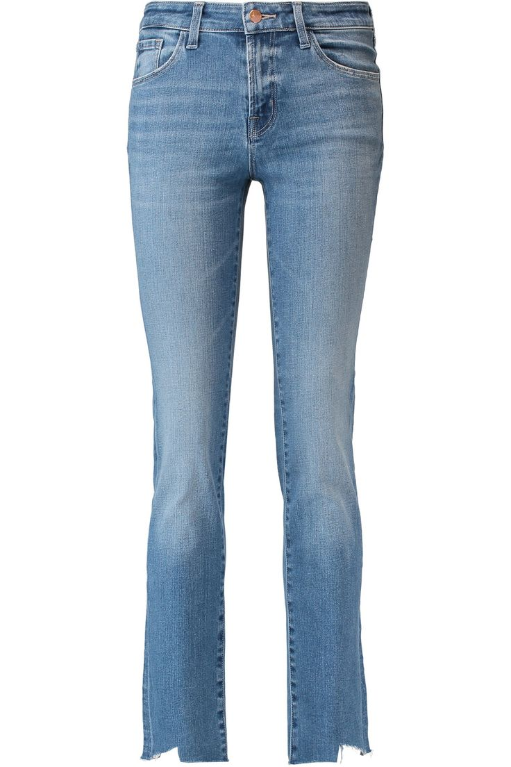 Shop on-sale J BRAND Amelia mid-rise slim-leg jeans. Browse other discount  designer Medium Knit & more on The Most Fashionable Fashion Outlet, THE  OUTNET.